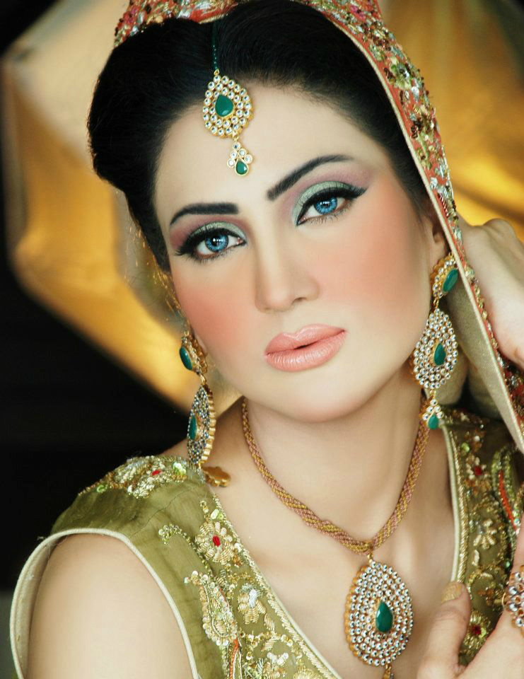 Bridal Makeup Artists In India